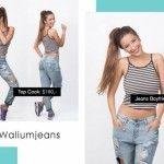 Jeans de moda verano 2016 – pantalones rotos y gastados