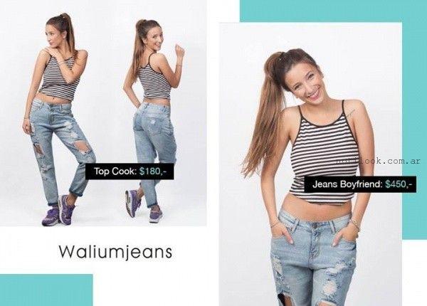 WALIUM jeans rotos verano 2016