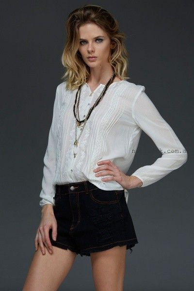 camisa mujer verano 2016 Nare