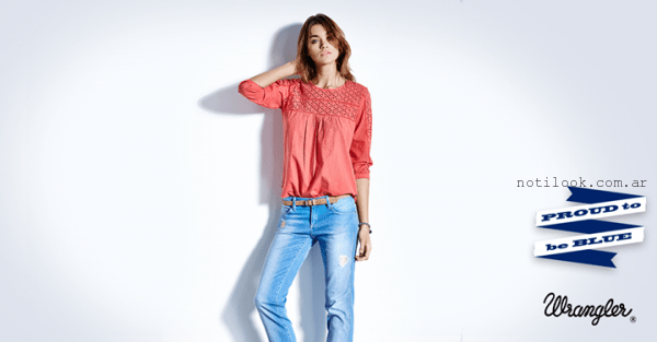 jeans Wrangler verano 2016