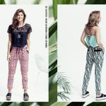 Pantalones estampados para el verano 2016 – marcas argentinas