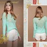 sweater Florencia Llompart verano 2016