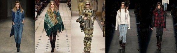 moda invierno 2016 - tendencias