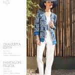 sastreria femenina verano 2016 Noelia G