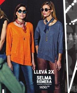 jeans elastizados invierno 2016 Martina Di Trento