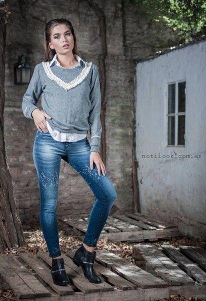 sweater Desvió jeas invierno 2016
