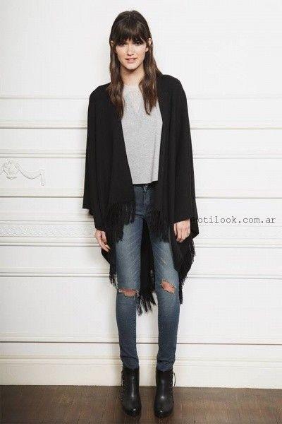 Ayres otoño invierno 2016 jeans rotos