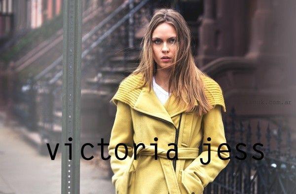 Trench mostaza  - Victoria Jess invierno 2016