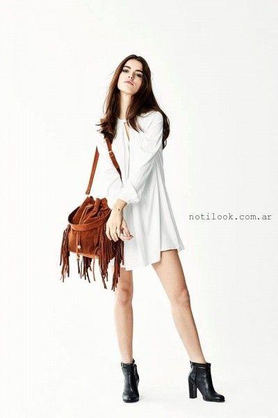 camisola blanca  Naima otoño invierno 2016