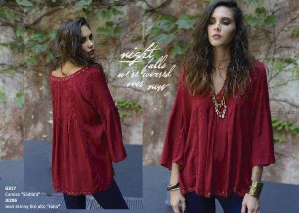 camisolas Rimmel otoño invierno 2016