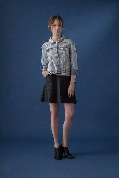 campera de jeans Uvha otoño invierno 2016