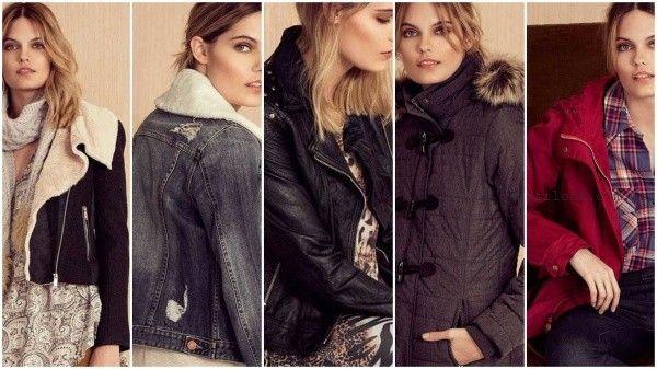 camperas de moda para el invierno 2016