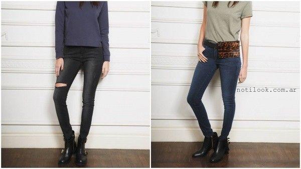 jeans ayres otoño invierno 2016