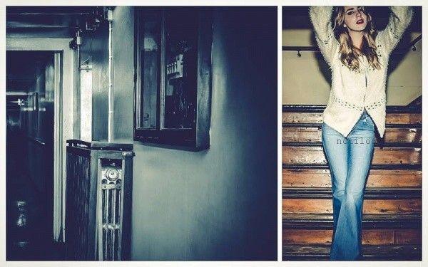 jeans oxford Asthenia - look denim invierno 2016