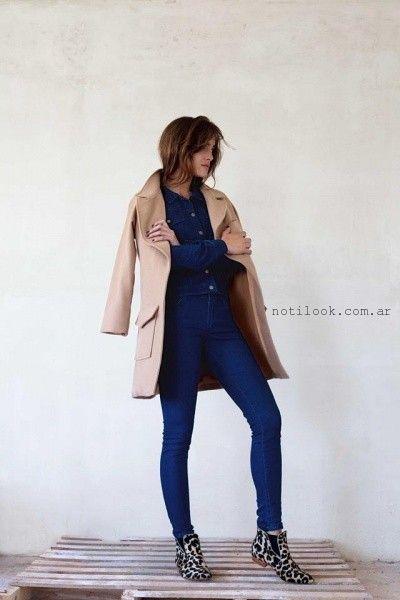 jeans pura pampa otoño invierno 2016