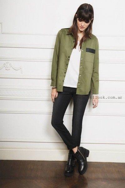 jeans recto Ayres otoño invierno 2016