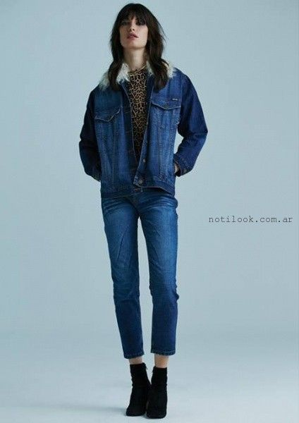 linea denim invierno 2016 - Ay Not Dead