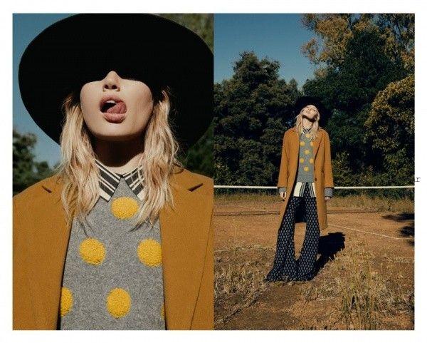 pantalon oxford estampado complot otoño invierno 2016