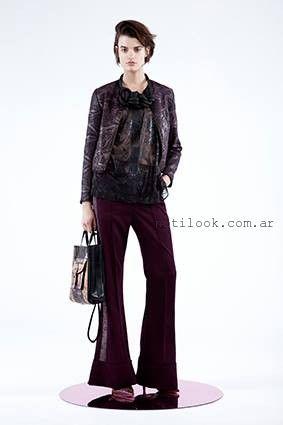 pantalones de vestir  tramando otoño invierno 2016