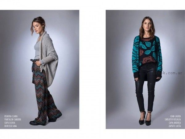 pantalones otoño invierno 2016 la cofradia