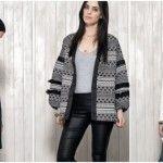 Nucleo moda otoño invierno 2016 – Sacones tejidos