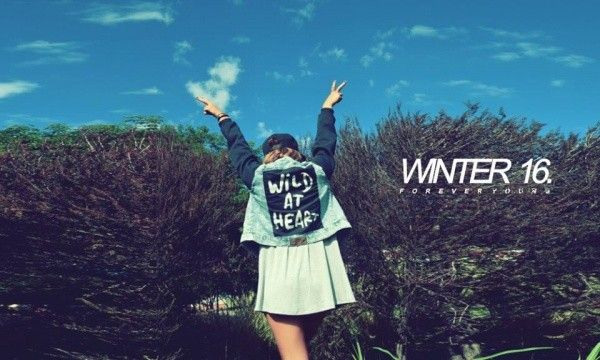 Dorcastar moda teenager invierno 2016