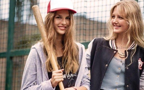 Moda Sport Universitario Juvenil otoño invierno 2016  - Union Good