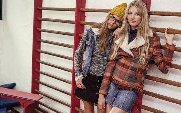 Moda setentista Juvenil otoño invierno 2016  - Union Good