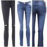 Nahana Jeans otoño invierno 2016