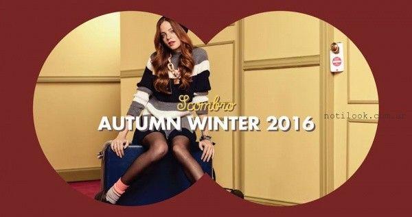 Scombro Jeans invierno 2016