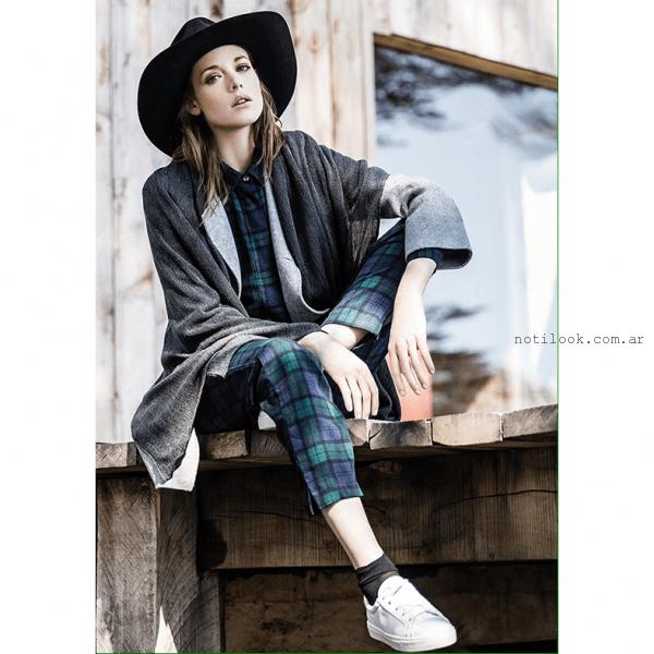 abrigo estilo kimono koxis invierno 2016