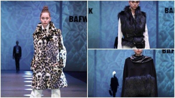 abrigos en piel sintetica Allo Martinez invierno 2016