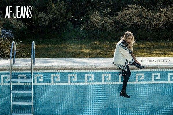 abrigos para mujer AF Jeans invierno 2016