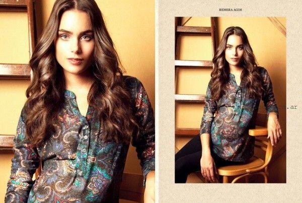 blusas para embarazadas  Maa Maternity invierno 2016