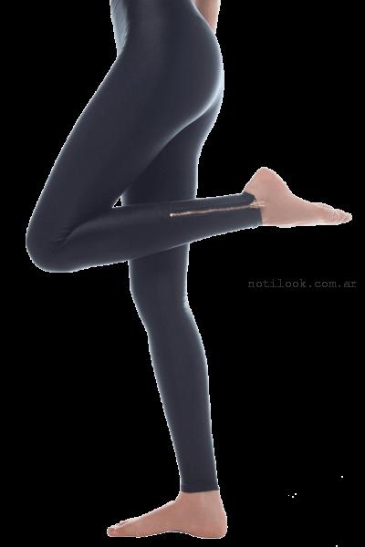 calzas con cierre invierno 2016 Roberta Basics