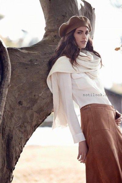 camisa  mujer invierno 2016 - Cacharel