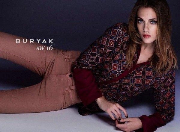 camisas para mujer invierno 2016 Buryak