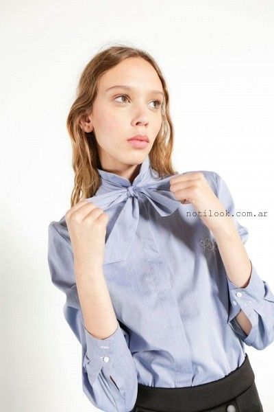 camisas para mujer invierno 2016 Rie