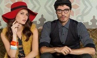 capelina roja invierno 2016 compañia de sombreros