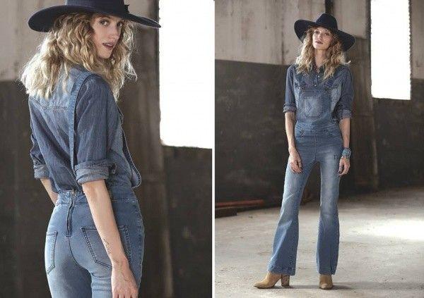 enterito jardineros  Riffle jeans invierno 2016