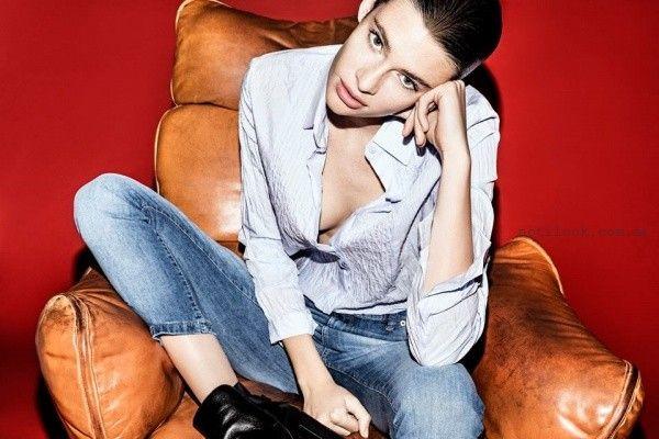 jeans mujer Graciela Naum invierno 2016