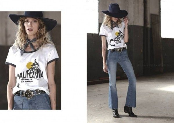 jeans oxford  Riffle jeans invierno 2016
