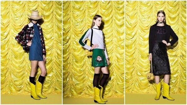 kimeika moda juvenil invierno 2016