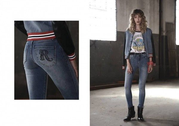 look casual  Riffle jeans invierno 2016