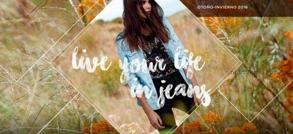 look casual con jeans kodo jeans invierno 2016