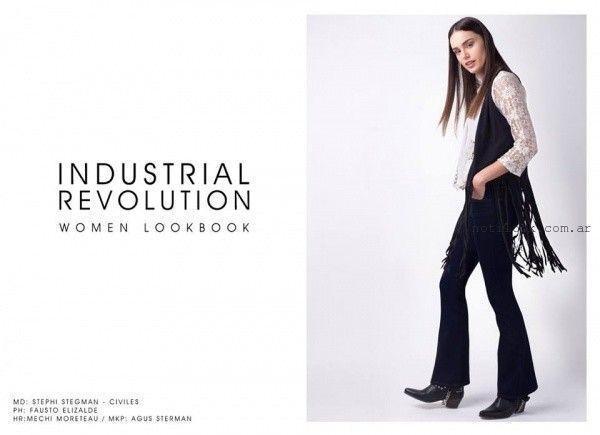 moda femenina invierno 2016 Kevingston mujer