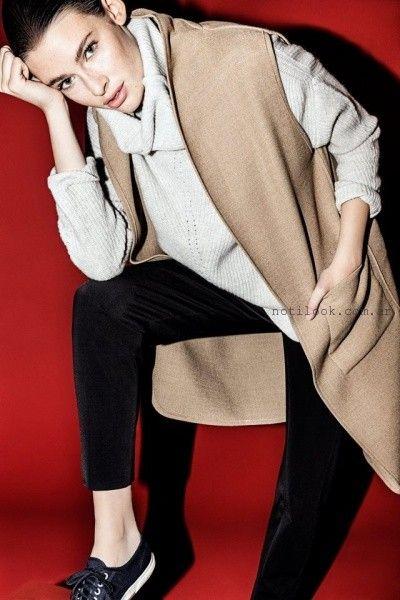 pantalon chupin de vestir Graciela Naum invierno 2016