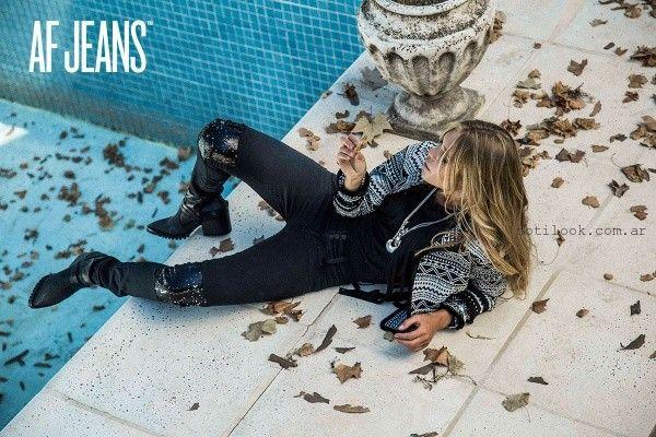 pantaones para mujer AF Jeans invierno 2016