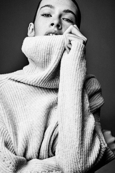 poleras tejidas Graciela Naum invierno 2016