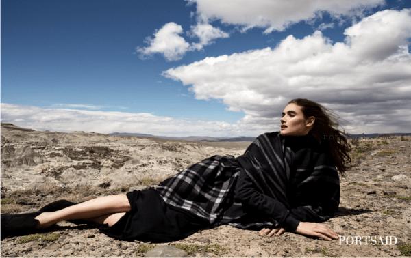 ponchos para mujer  otoño invierno 2016 portsaid